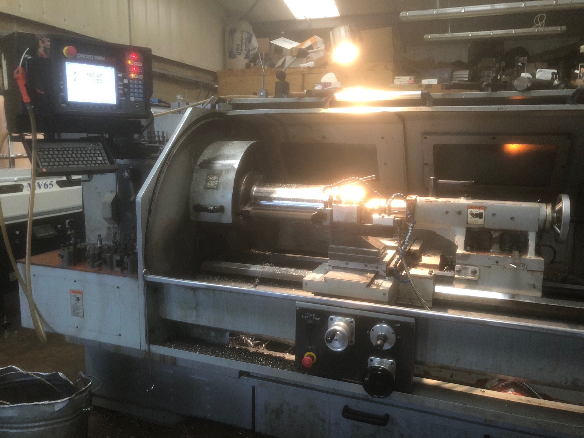 SLX555 Proturn turning centre machine from Fort Precision